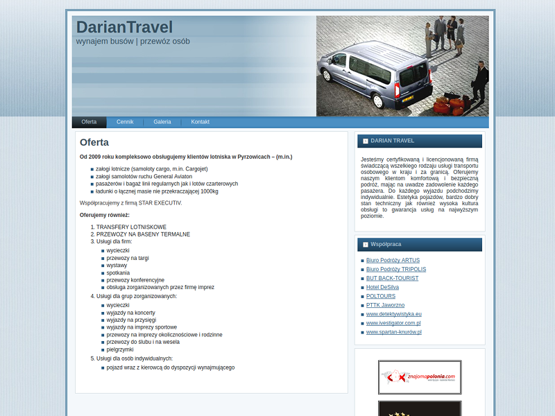 Darian Travel