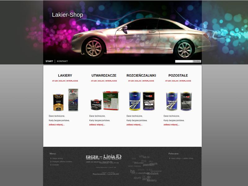 Info Lakier-Shop