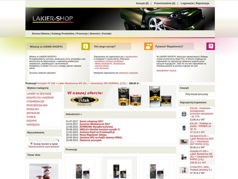 Lakier-Shop