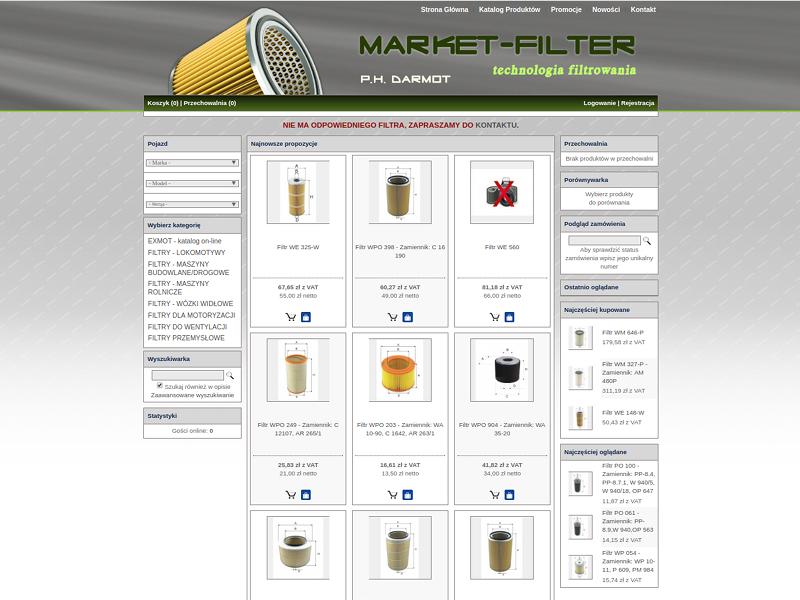 Market-Filter