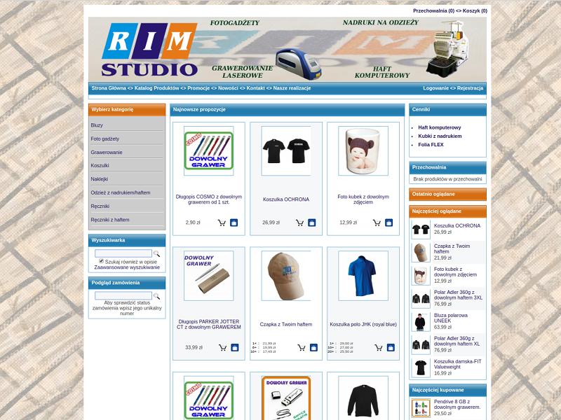 RIM Studio